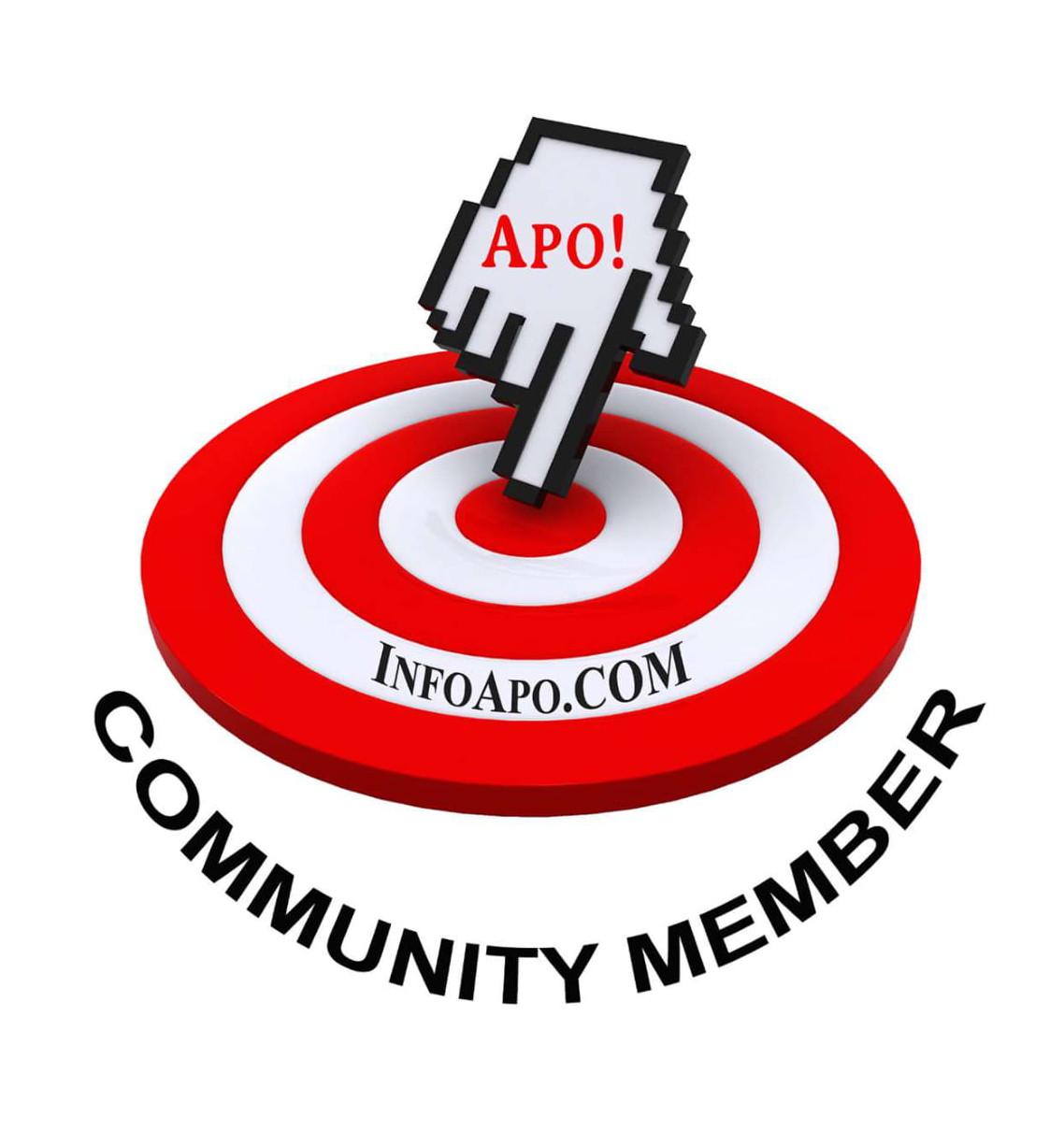 InfoApo.com logo